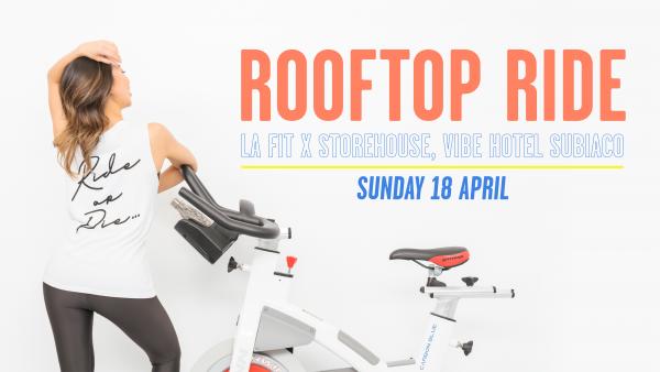 LA Fit Rooftop Ride